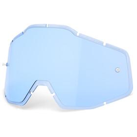 100% Anti-Fog F. Racecraft/Accuri/Strata turquoise